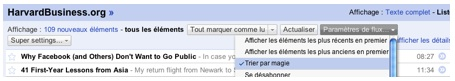 GoogleReader-TrierMagie